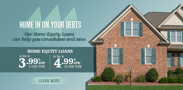Home In On Your Debts – Consolidate and Save