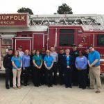 Suffolk Fire Department