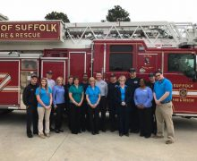 Suffolk Fire Department