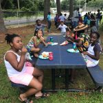 Summer bash picnic