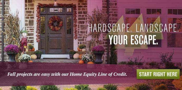 Hardscape. Landscape.<br /> Your Escape.