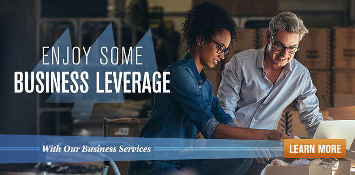 Enjoy some business leverage