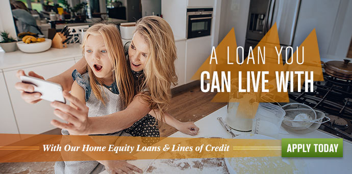 Here's a loan you can live with.